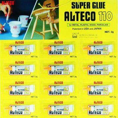 Keo dán Alteco 110 dạng vỹ