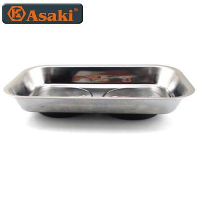 Khay inox đựng linh kiện Asaki AK-1088