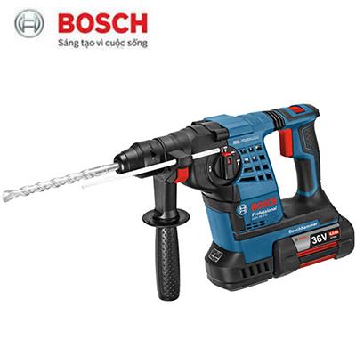 Máy Khoan Dùng Pin Bosch GBH 36V-LI