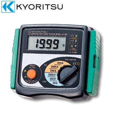 Đồng hồ đo điện trở kháng Kyoritsu 4118A