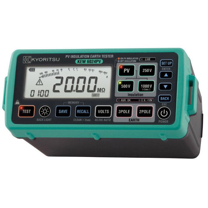 Thiết bị đo đa chức năng Kyoritsu 6024PV