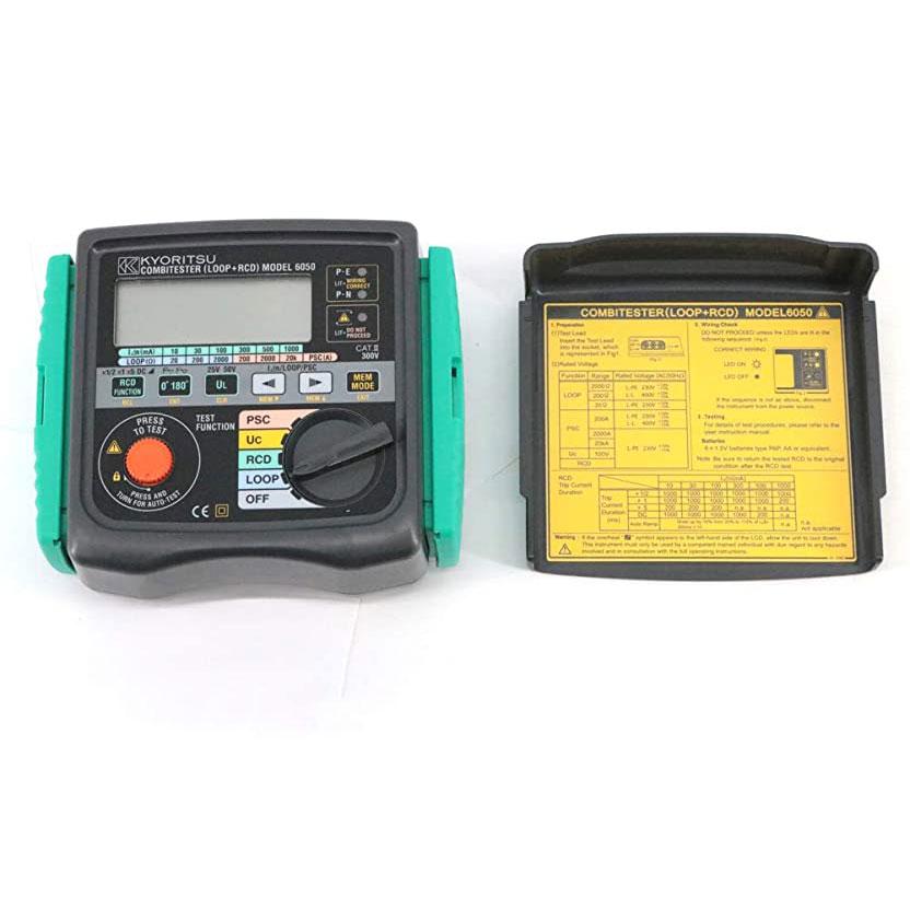 Thiết bị đo đa chức năng Kyoritsu 6050