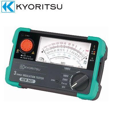 Máy đo điện trở cách điện Kyoritsu 3431