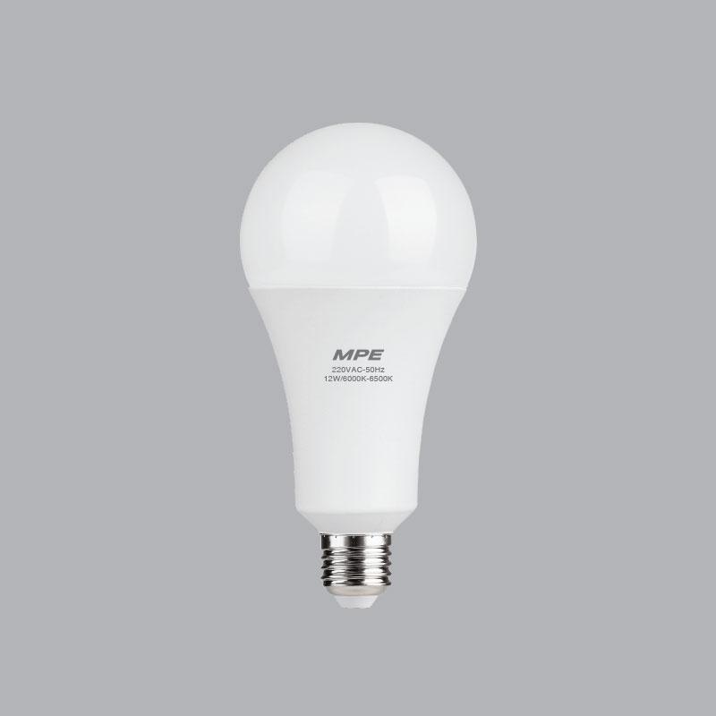 Bóng đèn LED bulb MPE 12W LBD-12T