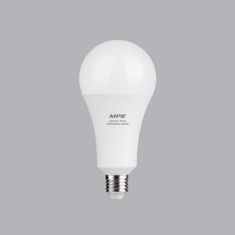 Bóng đèn LED bulb MPE 15W LBD-15T
