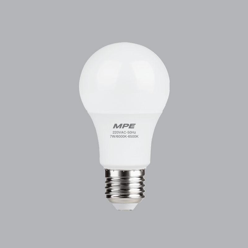 Bóng đèn LED bulb MPE 7W LBD-7T