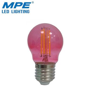 Bóng đèn LED đỏ MPE 2.5W FLM-3RD