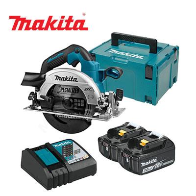 Máy cưa đĩa dùng pin Makita DHS660RFJ
