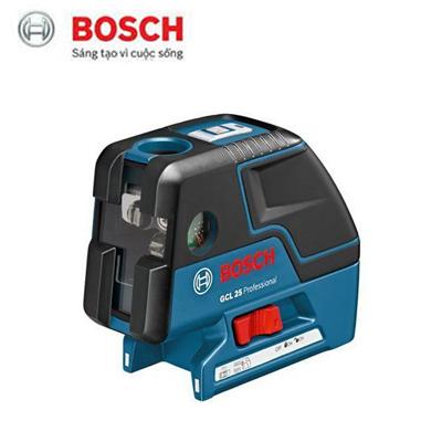 Máy Cân Điểm Và Tia Bosch GCL 25