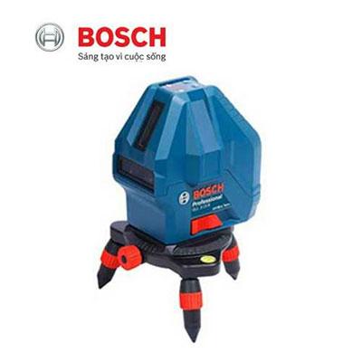 Máy cân mực tia laser Bosch GLL 3-15 X