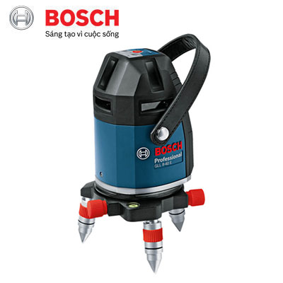 Máy cân mực laser Bosch GLL 8-40 E