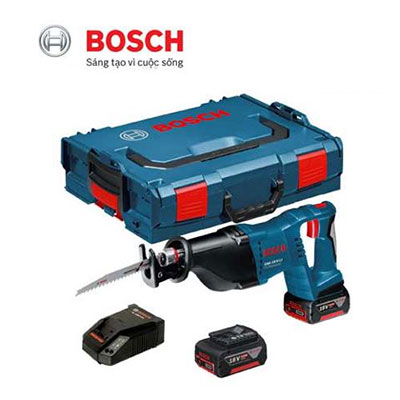 Máy cưa kiếm dùng pin Bosch GSA 18V-LI