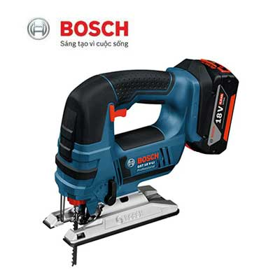 Máy cưa lọng dùng pin Bosch GST 18V-LI