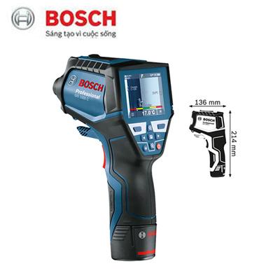 Máy đo nhiệt độ độ ẩm Bosch GIS 1000C