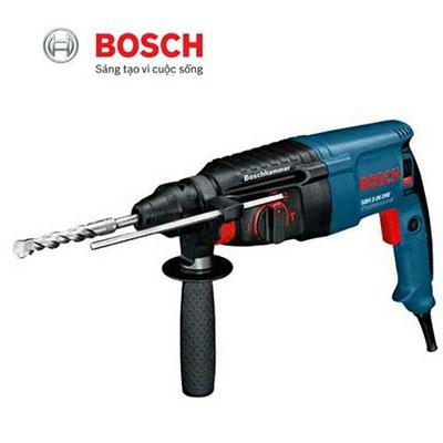 Máy khoan bê tông Bosch GBH 2-26 DRE