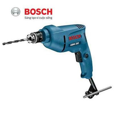 Máy khoan sắt 350W Bosch GBM 350