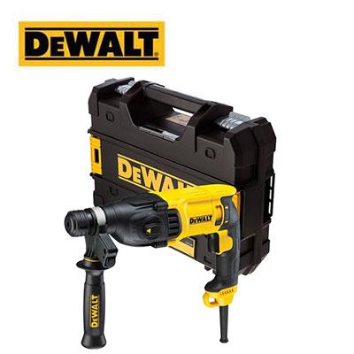 Máy khoan búa 800W Dewalt D25132K