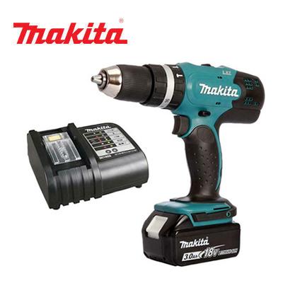 Máy khoan pin 18V Makita DHP453SFX8