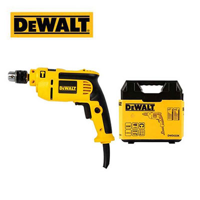Máy khoan 550W Dewalt DWD022K