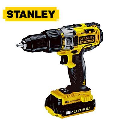 Máy khoan pin 18V Stanley SCD20C2K