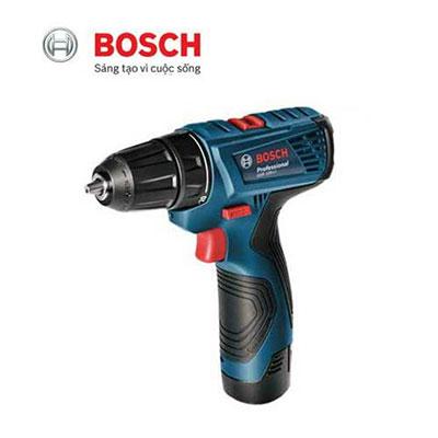 Máy vặn vít dùng pin Bosch GSR 120-LI
