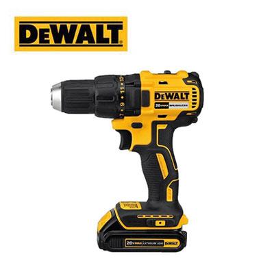 Máy khoan vặn vít pin DeWalt DCD771C2