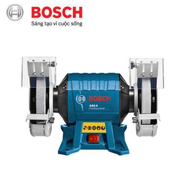 Máy Mài Bàn 600W Bosch GBG 8