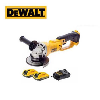 Máy mài dùng pin Dewalt DCG412D2B-B1