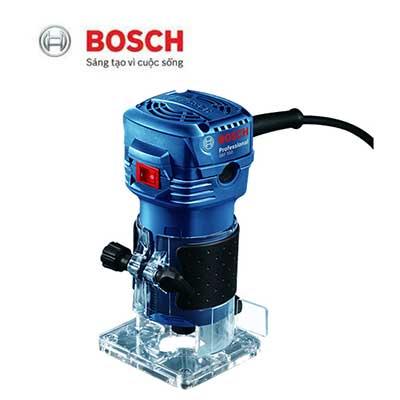 Máy phay gỗ 550W Bosch GKF 550