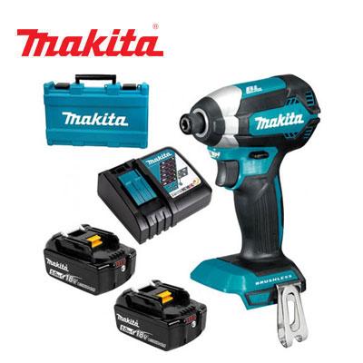 Máy vặn vít dùng pin Makita DTD153RTE