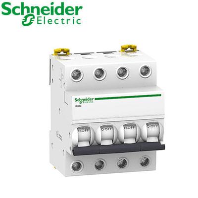 Aptomat 4P (MCCB) Schneider A9K24406