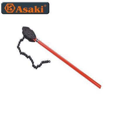 Mỏ lết xích mở ống 4'' Asaki AK-0218