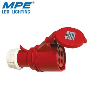 Ổ cắm nối MPE 4P 16A MPN-214