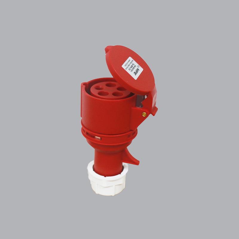 Ổ cắm nối MPE 5P 32A MPN-225