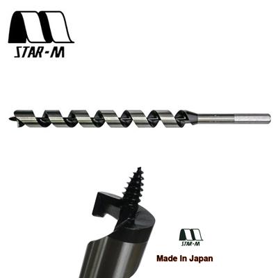 Mũi khoan gỗ 12mm Star-M 10M-120