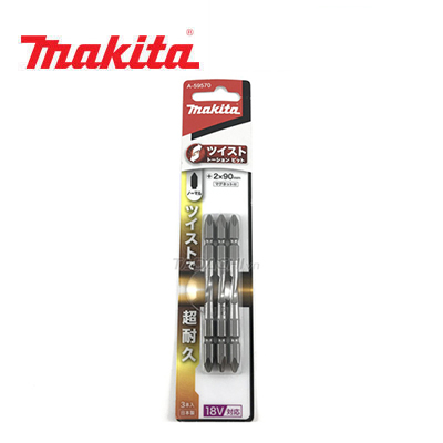 Vặn vít 3 mũi dài 90mm Makita A-59570