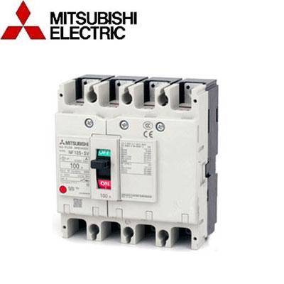 Aptomat (MCCB) Mitsubishi 4P NF125-SV