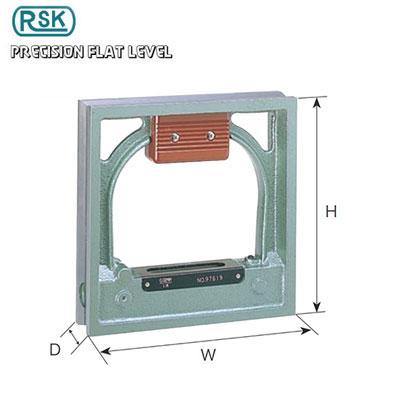 Nivo khung cân bằng máy RSK 541-2002