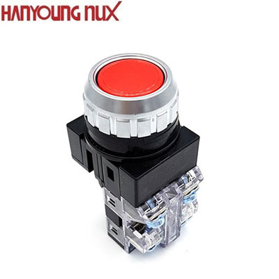 Nút ấn không đèn Hanyoung CRF-F25M1R