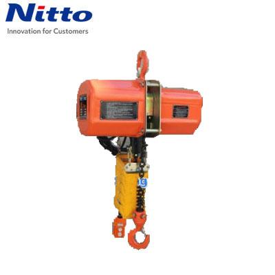 Pa lăng xích điện Nitto 1 tấn HG-10A