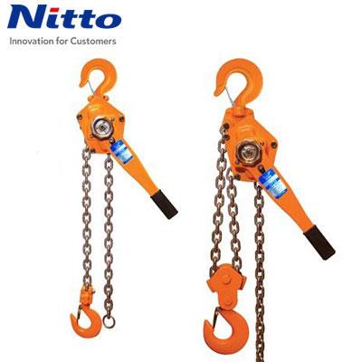 Pa lăng xích lắc tay Nitto 0.75 tấn VR-08