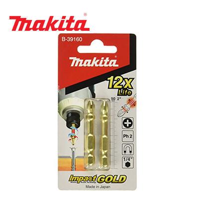 Bộ mũi vít Torsion 2 chi tiết Makita B-39160
