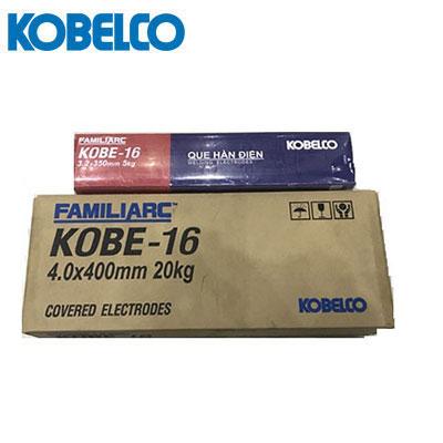 Que hàn sắt Kobe 16 - 2.6mm