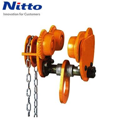 Rùa kéo pa lăng xích Nitto 1 tấn NT-01