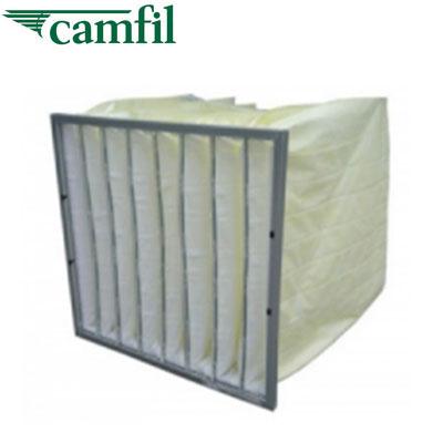Khung túi lọc sợi tổng hợp Camfil S-Flo