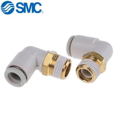 Đầu nối nhanh hệ mét SMC KQ2L08-01AS