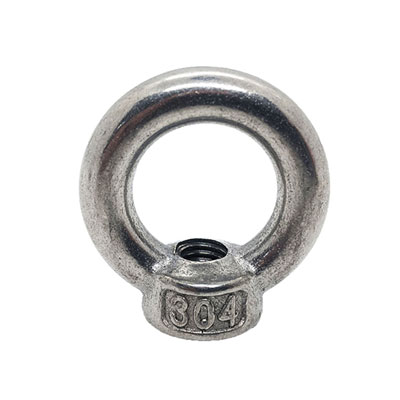 Tán Vòng Thép Inox 304 DIN 582
