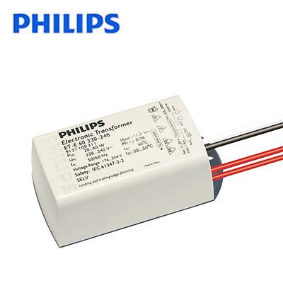 Tăng phô điện tử Philips ET-E 60