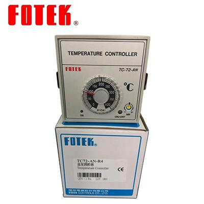 Bộ điều khiển nhiệt độ Fotek TC-72-AA-R4