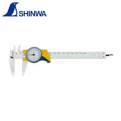 Thước cặp đồng hồ 150mm Shinwa 19932